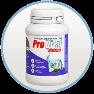 Витаминный корм для рыб Provital Vitamin