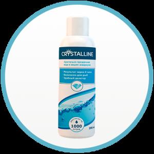 Crystalline - средство для очистки аквариумной воды