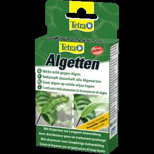 Tetra Algetten - средство от водорослей в аквариуме