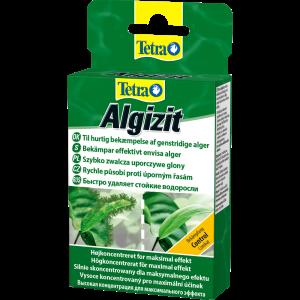 Tetra Algizit - средство для борьбы с водорослями в аквариуме