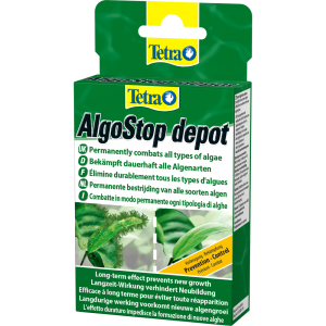 Tetra AlgoStop Depot - средство против водорослей в аквариуме