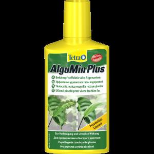Tetra AlguMin Plus - средство против водорослей в аквариуме