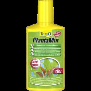 Tetra PlantaMin - удобрение для аквариумных растений