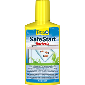 Бактериальная культура Tetra SafeStart для быстрого заселения аквариума