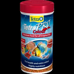 TetraPro Colour - корм для любых видов тропических рыб