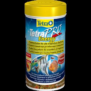 TetraPro Energy - корм для любых видов тропических рыб